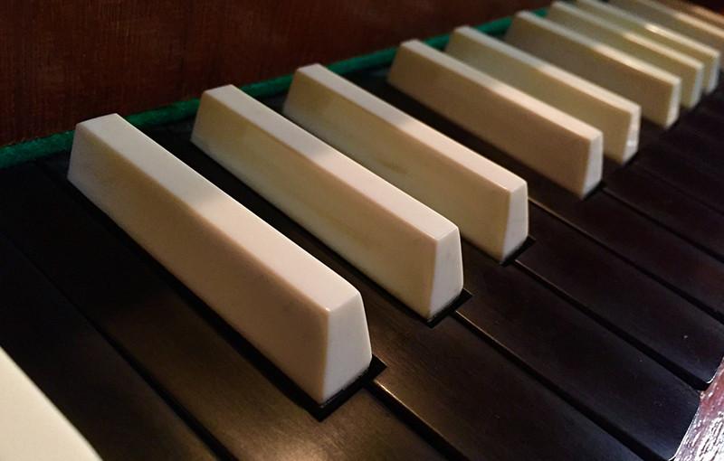 ピアノ歴史画像